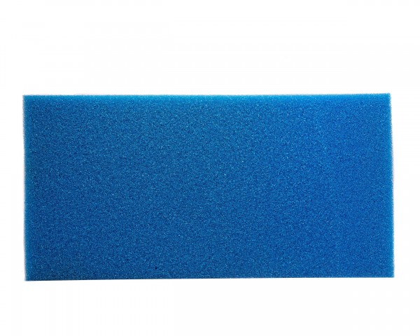 Natureholic - Filtermatte - Blau - 100 x 50 x 10cm