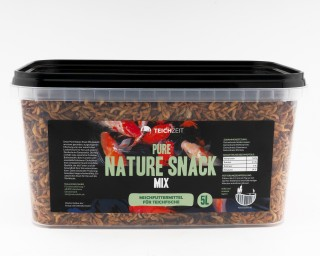 Teichzeit Pure Nature Snacks - Mix