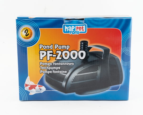 Teichpumpe - 2000l/h