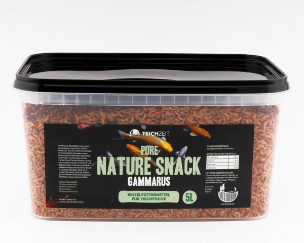 Teichzeit Snacks - Gammarus