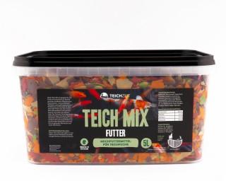 Teichzeit - Teichmix Futter