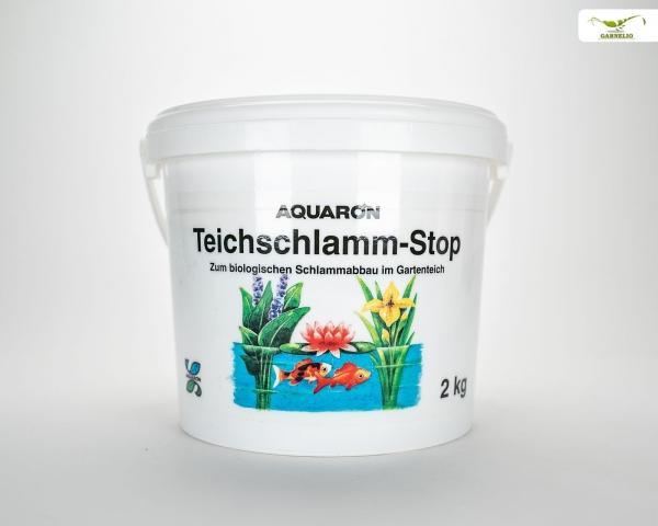Teichschlamm Stop - Aquarön