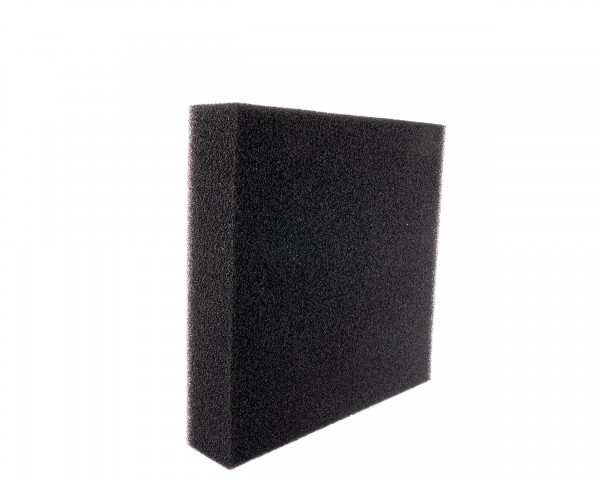Natureholic - Filtermatte - Schwarz - 50 x 50 x 3cm